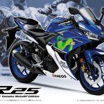 YZF-R25  MotoGP限定カラー